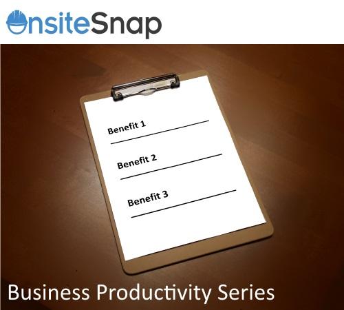 benefits of business procedures work instructions clipboard